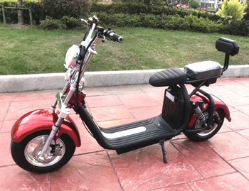 2*40HQ Container electric scooter to Spain