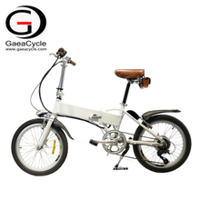 20inch Mini Electric Foldable Bike For Kids