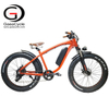 Vintage 500W New Fat Tire Electric Bike