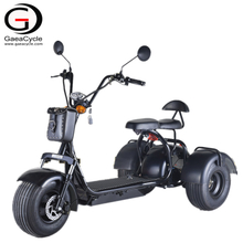 3 Wheel 1000w/1500w Electric Scooter Citycoco
