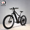 Mid Drive Full Suspension Mountain Electric Bicycle
