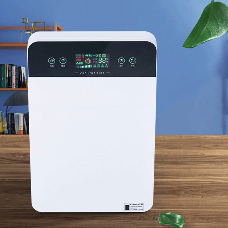 220V Portable Home Room Air Purifier Anti Virus Covid HEPA Filter Conditioners on Sale
