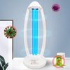 Hot Sale Germs-killing Home Room Air Ozone Remote Timing UVC Germicidal Led Ultraviolet UV Light Sterilizer Lamp