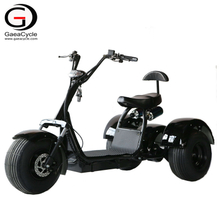 One Big Seat Citycoco 3 Wheel Electric Scooter