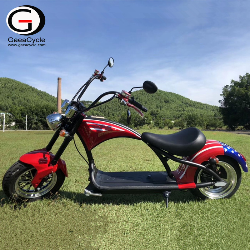 2019 Hot Sale Holland Warehouse Electric Scooter 2000w Powerful Motorcycle