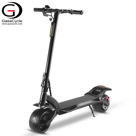 2020 Aluminum Alloy Electric Dual Motor Scooter Self Balance 500W motor 9inch Wide Wheel