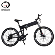 26inch Hidden Battery Mountain Ebike Folding Electric Bicycle