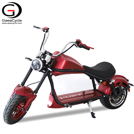 High Quality EEC COC Electric Scooter 2000W Powerful Fat Tire Citycoco from China