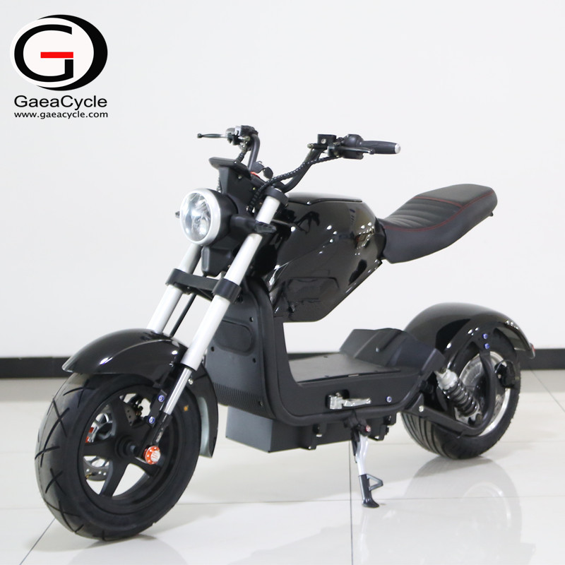 New 2019 Fat Tire Electric Scooter Motorcycle 1500w