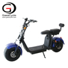 1000w/2000w Double Battery 18inch*9.5 Citycoco Electric Scooter