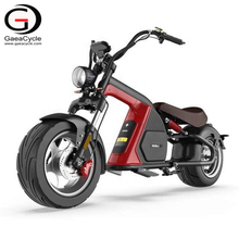 2020 New Citycoco 2 Wheel Electric Scooter Chopper Scooter with EEC/COC Certificate