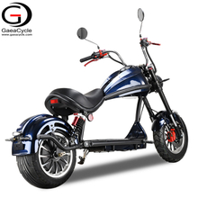 3000w 30Ah Powerful Electric Scooter Long Range e scooter 2 Wheels Citycoco Motorcycle