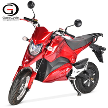 2 Wheel Electric Motorcycle 72v Chopper Scooter with EEC/COC Certificate