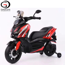 2 Wheel Kids Electric Scooter Motorcycle Ride on Escooter with Early Education, Play Music Suit for Children Aged 3-9