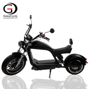 30ah/40ah Large Battery Adult EEC COC Chopper Citycoco Long Range Electric Scooter Motorcycle