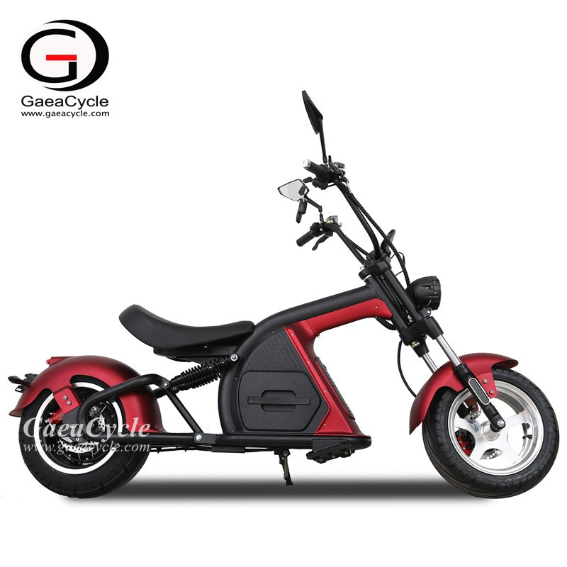 EEC COC Two Wheels Electric Scooters 3000 Watts Fast Wide Wheel Electric Scooter Electric Motorcycle