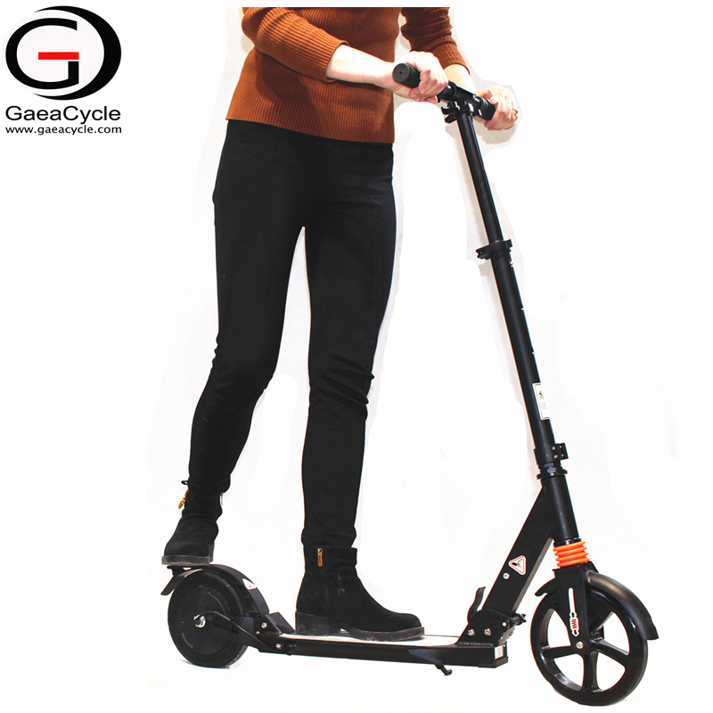 8inch Cheapest Smart Power Assisted Folding Electric Kick Scooter
