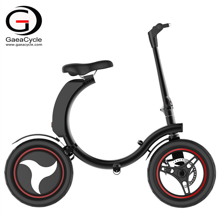 2020 Newest Smart 360° Folding Electric Bike Scooter